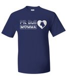 Pittie Momma 01 Shirt