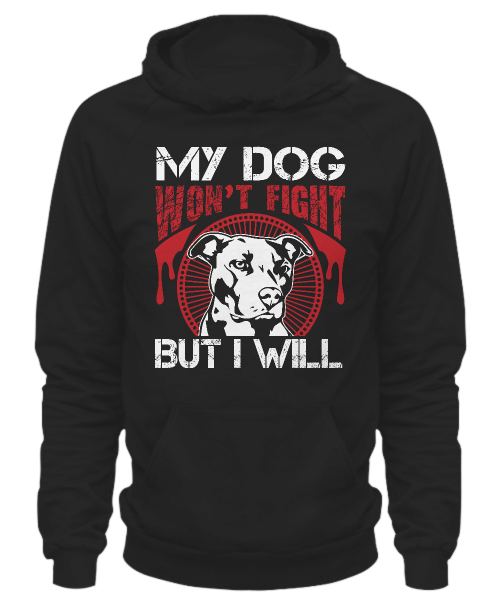 PB I Will Fight Hoodie