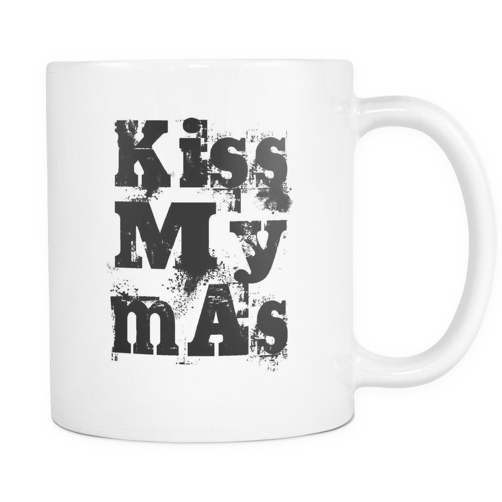 Kiss My mAs Mug