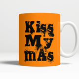 Kiss My mAs Mugs