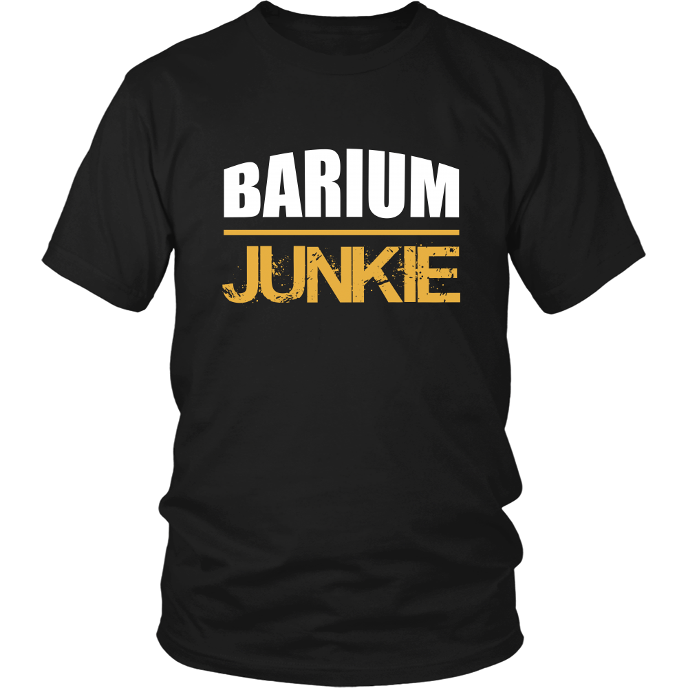 X-Ray - Barium Junkie Shirts For Men