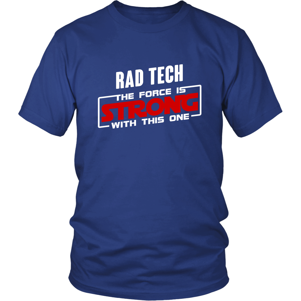 Rad Tech - The Force Is Strong With This One  Sith Shirts For Men