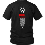 Pitbull - Loyal To The Bone Pit Bull Shirt, End BSL Now