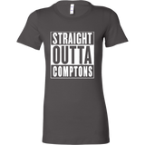 Straight Outta Comptons Shirts For Women