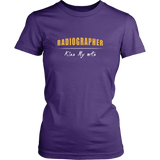 Radiographer - Kiss My mAs Shirts For Women