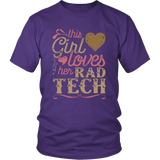 This Girl Loves Her Rad Tech