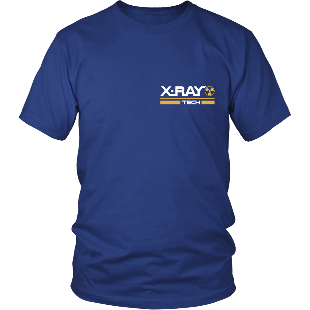 X-Ray Tech Badge Shirts For Men