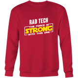 Rad Tech - The Force Is Strong With This One Rebel Hoodie & Sweater