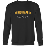 Radiographer - Kiss My mAs Hoodie & Sweater
