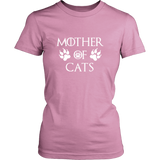 Mother Of Cats White - Game Of Thrones Parody - Mother's Day Gift