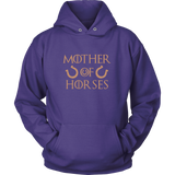 Mother Of Horses Gold - Game Of Thrones Parody Shirt Horse Lover Gift