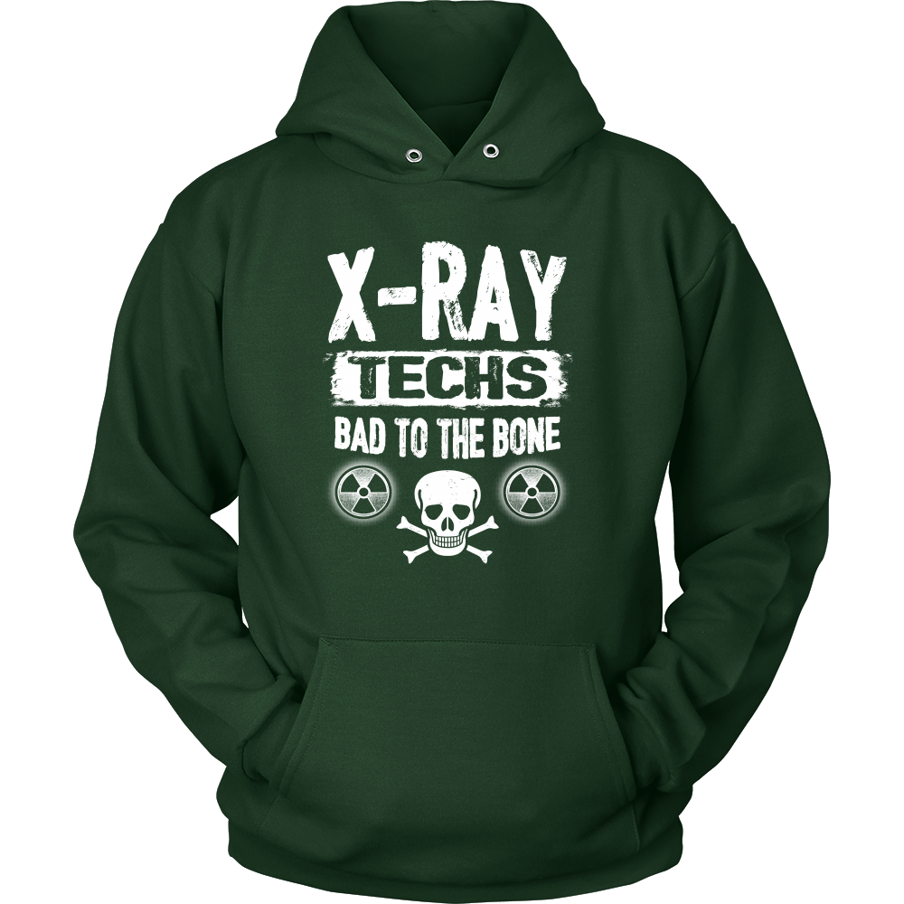 X-Ray Techs - Bad To The Bone Hoodie & Sweater