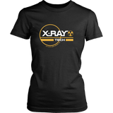 X-Ray Tech Badge 2 Shirts For Women