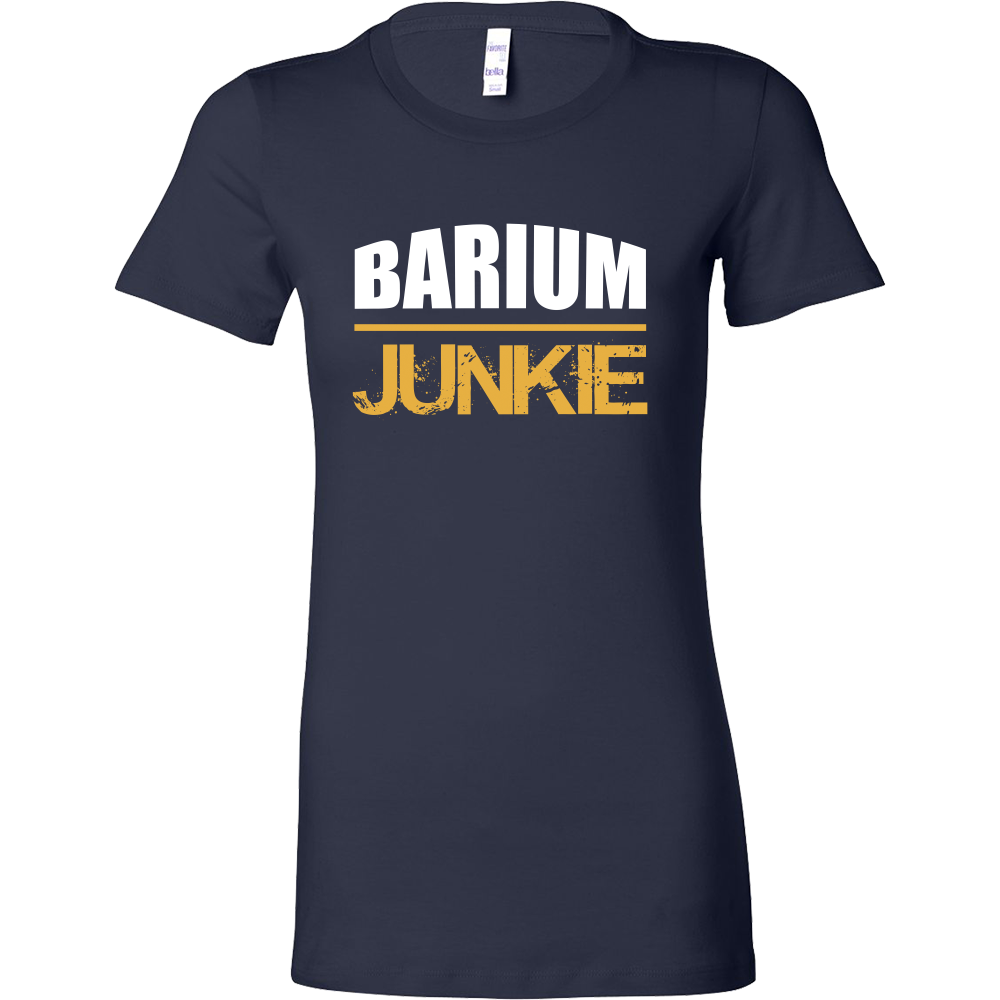 X-Ray - Barium Junkie Shirts For Women