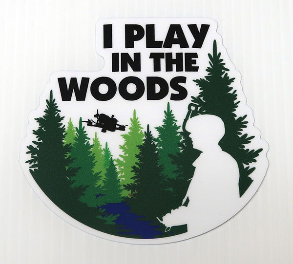 I Play In The Woods Pilot