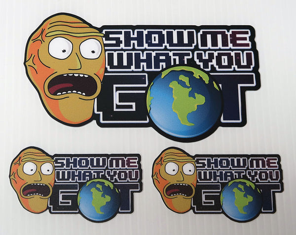 Show Me What You Got Earth Pack