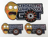 Show Me What You Got Stator Pack