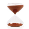 Crystal Sand Timer _ Copper