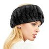 31 Real Rabbit Fur headband