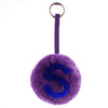 41 Rex Rabbit Fur Key chain