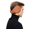 12.Sheepskin Wool Snug Earmuffs Ear Warmer