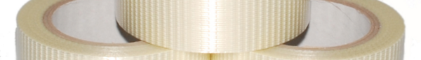 New product now in stock - crossweave banner tape