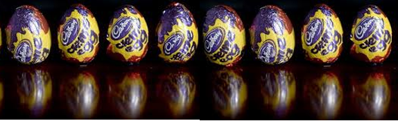 Free Giant Cadbury Easter Egg!
