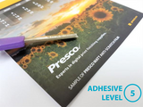 Anti Scratch Matt Laminating Film - Presco Showcase Film
