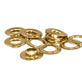 CLEARANCE - Banner Eyelets VL-70 15.5mm Brass