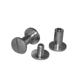 Nickel Binding Screws