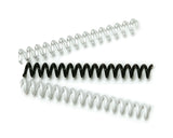 CLEARANCE - A5 Plastic Binding Coils