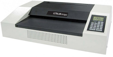 CLEARANCE - A2 Ultralam 470 Digital Pouch Laminator
