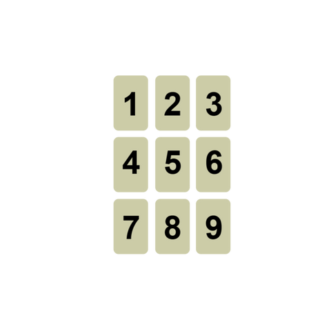 Number Packs