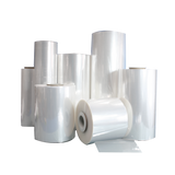 Shrink Wrap Film - Crystal Clear PVC
