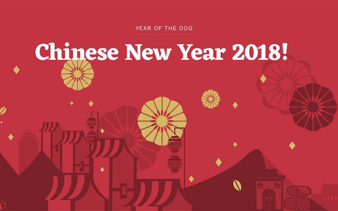 Top 10 Festive Treats This Chinese New Year 2018