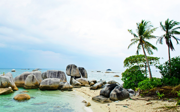 Spend your 4D3N holiday in this unexplored Wonder Island - Belitung
