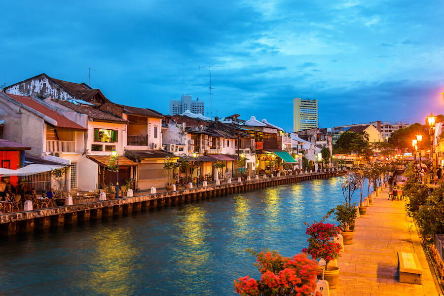 Malacca's Rustic Charm That Makes It An Ideal Travel Spot