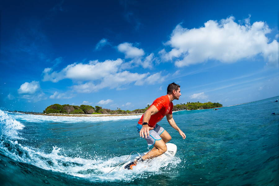 The Maldives: Every Surfer's Dream Come True And More