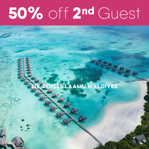 Six Senses Laamu Maldives 第六感拉姆岛酒店