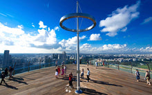 Marina Bay Sands Skypark Observation Deck