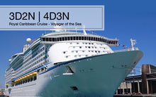 3D2N/4D3N Royal Caribbean cruise - Voyager of the Sea