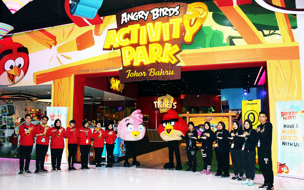 Angry Bird Activity Park