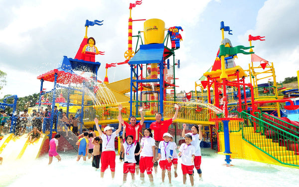1 Day/2D1N Legoland Theme Park & Water Park Trip, Malaysia