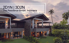 2D1N/3D2N The Residence Bintan, Indonesia