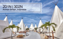 2D1N/3D2N The ANMON Resort Bintan, Indonesia