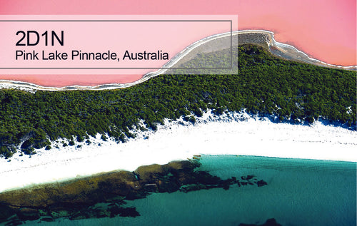 2D1N Pink Lake Pinnacle and Lancelin, Australia