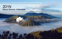 2D1N Mount Bromo, Indonesia