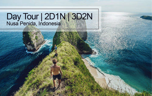 DAY Tour/2D1N/3D2N Nusa Penida,Indonesia