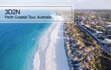 3D2N Perth Coastal Tour, Australia