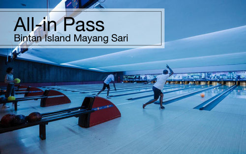 Bintan Island Mayang Sari All-in pass, Indonesia